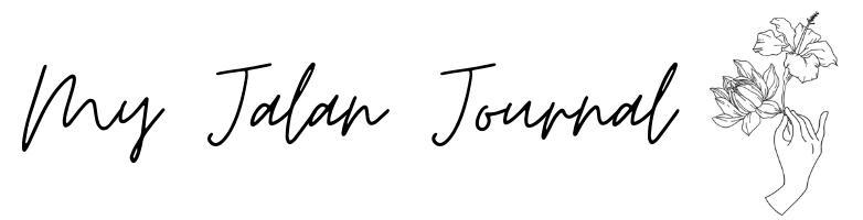 My Jalan Journal